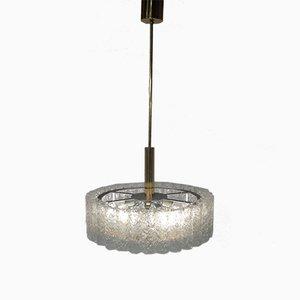 Lámpara de techo de Doria, años 60