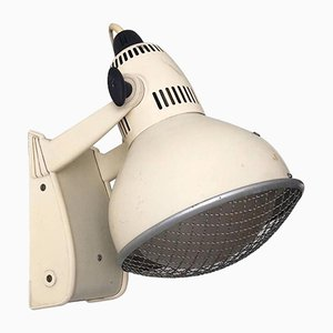 Lámpara médica industrial de Philips, años 60
