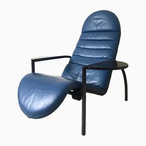 Adjustable Noe Lounge Chair by Ammanati and Vitelli for Moroso, 1980s