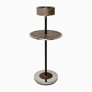 Table d'Appoint Chromée, 1970s