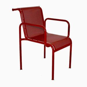 Roter Gartenstuhl von Sonett, 1970er