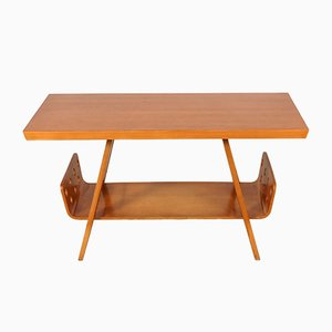 Mid-Century Dutch Coffee Table by Cor Alons for Gouda Den Boer, 1950s
