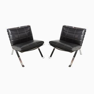 Eurochair 1600 by Hans Eichenberger for Girsberger, 1960s, Set of 2