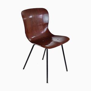 Sedia modello nr. 1507 di Pagholz, Germania, 1956