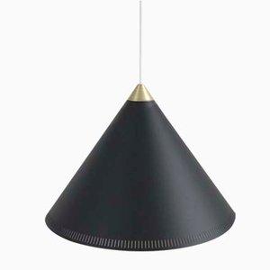 Lámpara colgante Billiard Mid-Century con sistema de polea