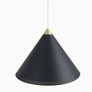 Mid-Century Billiard Pendant Lamp with Pulley System