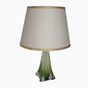 Lámpara belga de Val St Lambert, años 50