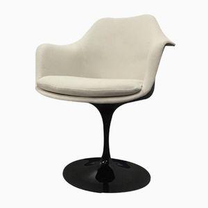 Mid-Century Tulip Armlehnstuhl von Eero Saarinen für Knoll