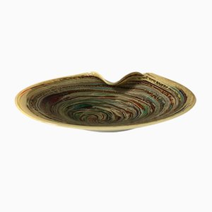 Large Murano Glass Bowl, 1960s
