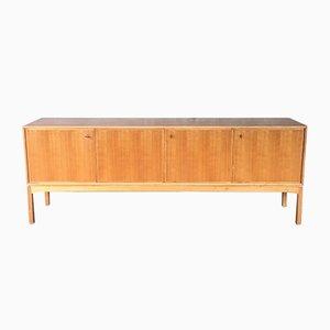 Credenza vintage in legno massiccio, anni '60