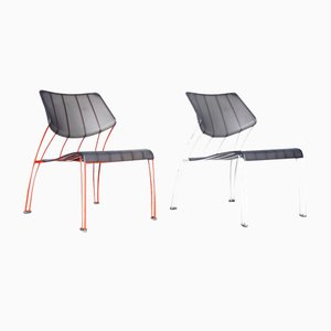 Vintage Hasslo Chairs by Monika Mulder for IKEA, Set of 2