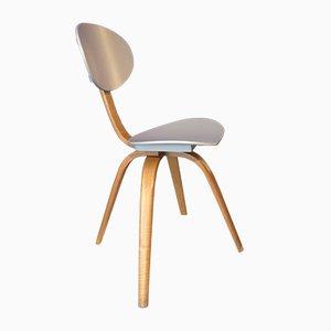 Modell Bow Wood Stühle von Steiner, 1950