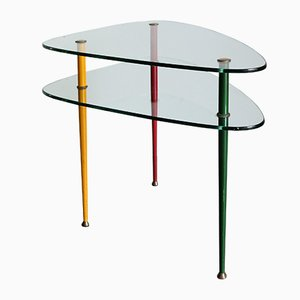 Arlecchino Table by Edoardo Paoli for Vitrex, 1960s