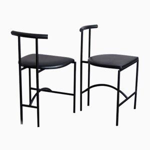 Tokyo Stühle von Rodney Kinsman für Bieffeplast, 1985, 8er Set