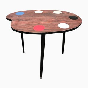 Table Basse Painter's Palette, 1950s