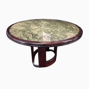 Marble Side Table, 1980s