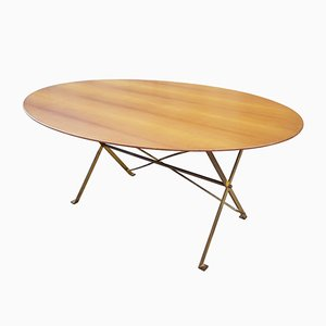 Vintage T3 Cavalletto Tisch von Caccia Dominioni für Azucena