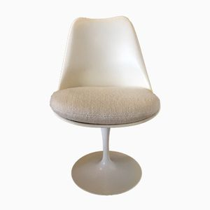 Non-Swiveling Tulip Chair by Eero Saarinen for Knoll, 1960s