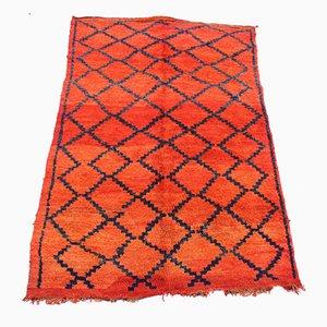 Vintage Moroccan Ait Sgougou Carpet