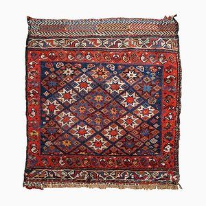 Antique Middle Eastern Handmade Rug, 1880s