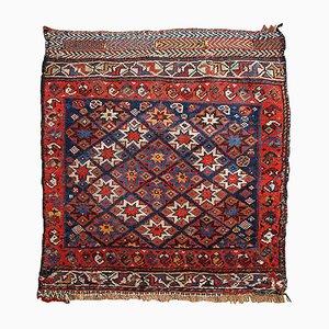 Handgearbeiteter antiker orientalischer Teppich, 1880er
