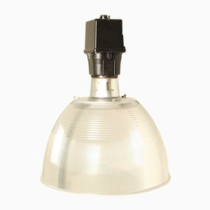 Vintage Transparent Thorlux Combo Pendant Lamp from Philips
