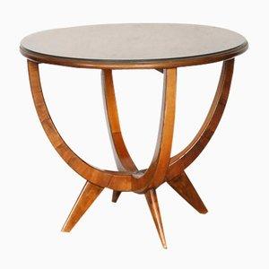 Polnischer Nussholz Tisch von Bydgoskie Fabryki Mebli, 1950er