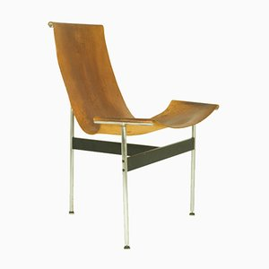 3LC T Chair by D. Kelly, R. Littell and W. Katavolos for Laverne International, 1952