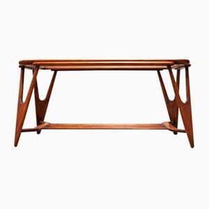 Table Basse Mid-Century par Cesare Lacca pour Cassina, Italie, 1950s