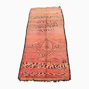 Mid-Century Moroccan Chiadma Carpet, 1950s