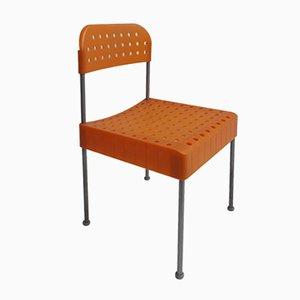 vintage box stuhl von enzo mari bei pamono kaufen. Black Bedroom Furniture Sets. Home Design Ideas