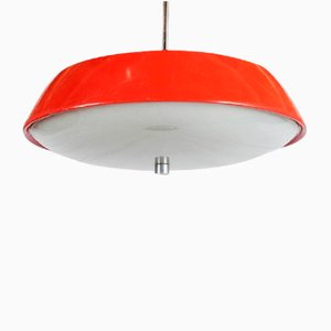 Mid-Century Pendant Light by Josef Hurka, 1965