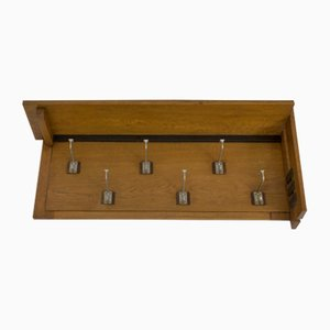 Art Deco Hague School Coat Rack by P.E.L. Izeren for Genneper Molen, 1920s