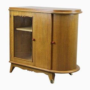 French Art Deco Oak Buffet