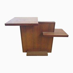 Mesa Art Déco modernista vintage