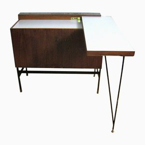Mid-Century Bar Cabinet by André Sornay
