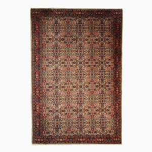 Vintage Indian Handmade Rug, 1930s