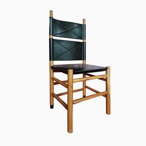 Kentucky Stühle von Carlo Scarpa für Bernini, 1985, 4er Set