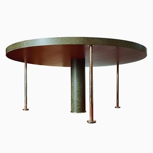 Table de Salle à Manger Ospite par Ettore Sottsass pour Zanotta, 1984