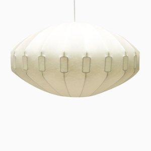 Lámpara colgante Cocoon Mid-Century, años 60
