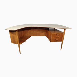 Boomerang Writing Desk, 1960s