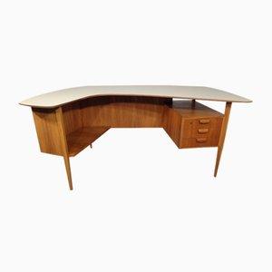 Bumerang Schreibtisch, 1960er
