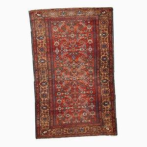 Handgearbeiteter nahöstlicher Vintage Hamadan Teppich, 1920er