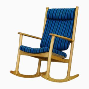 Danish Vintage Rocking Chair by Kurt Østervig