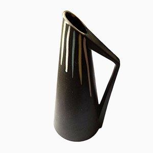 Mid-Century Vase von Svend Aage Holm Sørensen für Søholm Keramik, 1950er