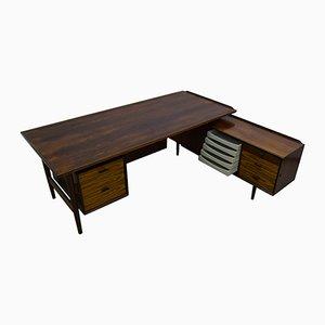 Mid-Century Schreibtisch & Sideboard von Arne Vodder für Sibast
