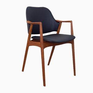 Chaise de Bureau par Alf Svensson pour DUX, 1960s