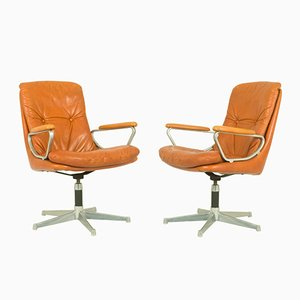 Gentilina Armchairs by André Vandenbeuck for Strässle, 1960s, Set of 2