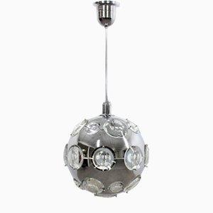Lampes à Suspension Vintage par Oscar Torlasco pour Stilkronen