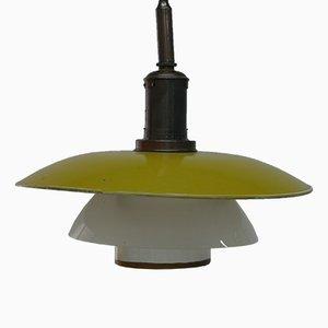 Lámpara colgante vintage de Poul Henningsen para Louis Poulsen